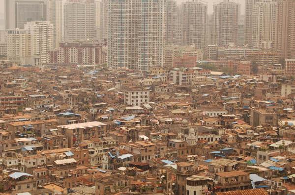 Китай – территория контрастов