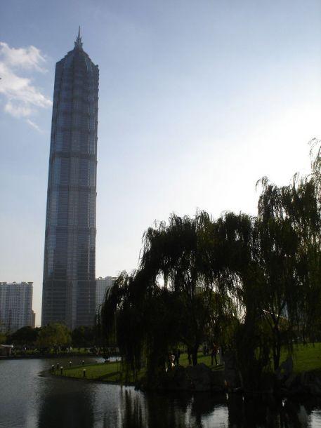 Небоскреб Цзиньмао (金茂大厦 Jinmao Dasha)