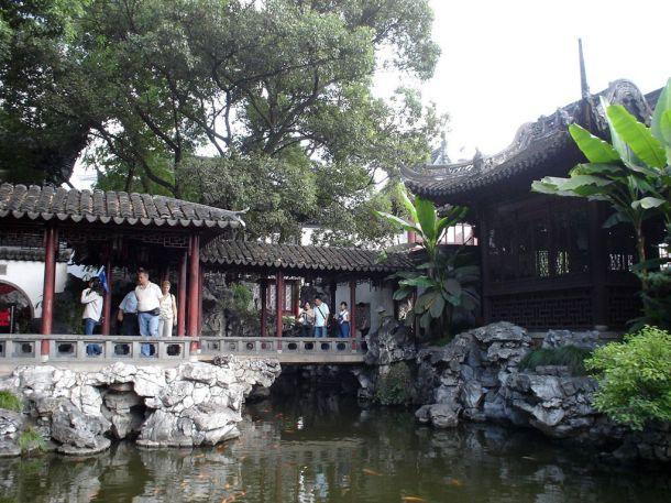 Сад Юй - Шанхай
